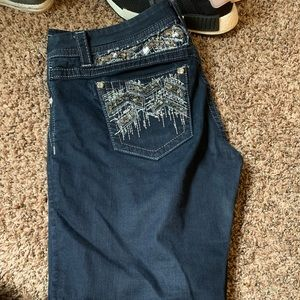 Miss me jeans 32x37